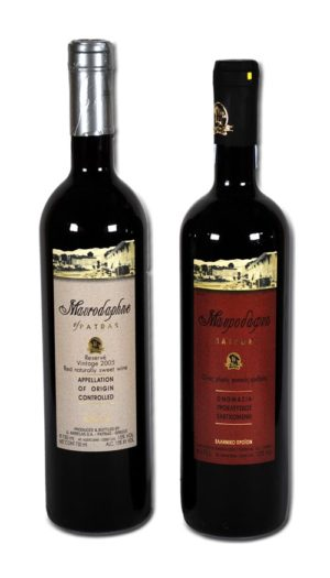 Greek Dessert Wines